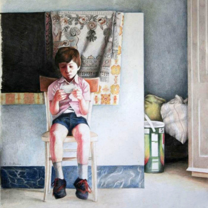 Galleria Disegni 1929-1979: Interno -10